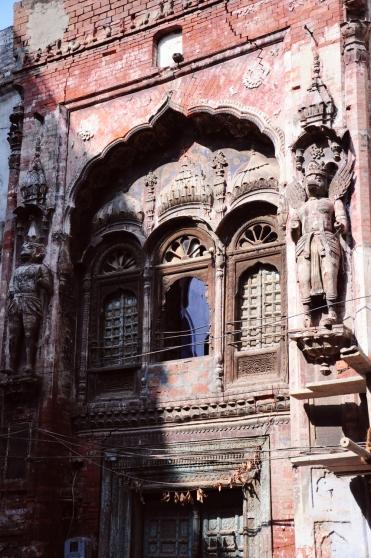 Hanumann。到處都是古蹟