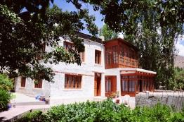 傳統藏族風格的建築