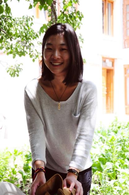 韓國女孩H