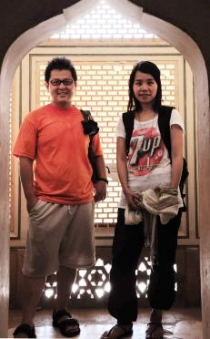 新加坡男孩