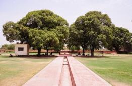 紅堡(Red Fort)水道
