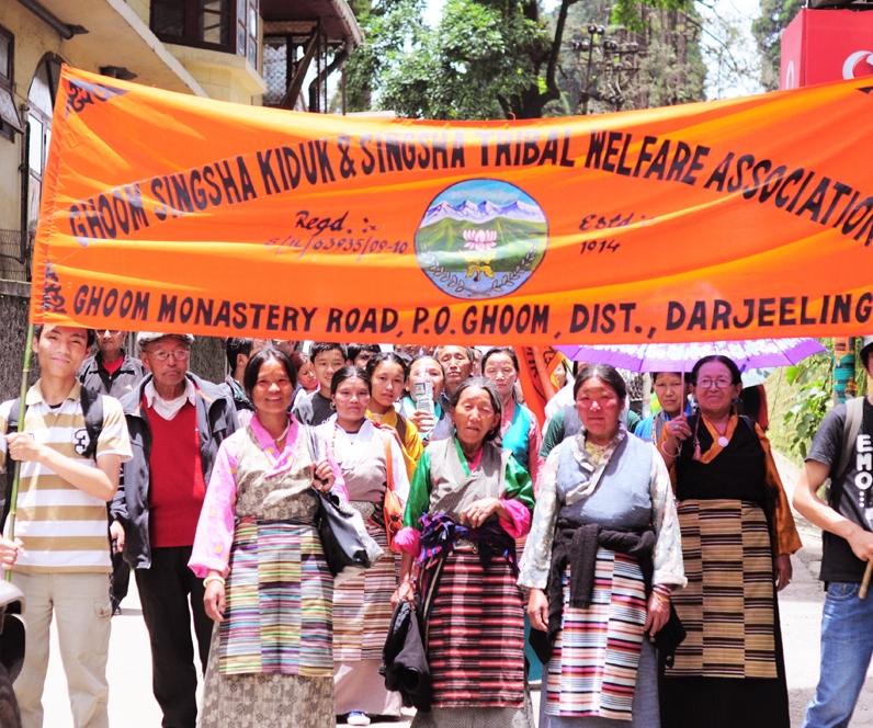 司機工會遊行示威