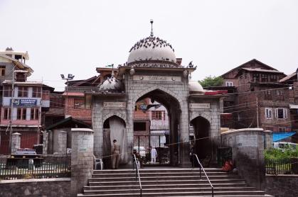 哈姆丹清真寺正門