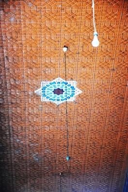 幾何圖形天花板