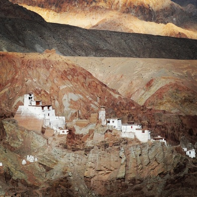 Basgo修道院