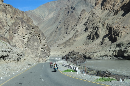 Road to Leh From Srinagar