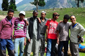 Javeed、Idrees、Doria、Mustafa、Ifan、Ashraf