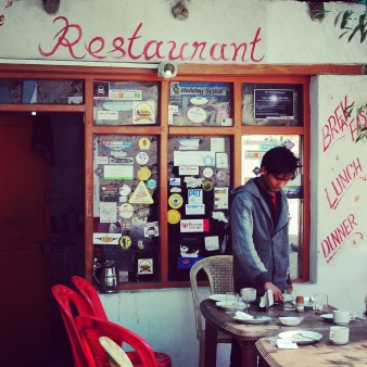 Mulbek的早餐店