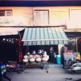 傳統羊肉小吃店
