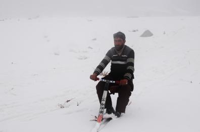 Gulmarg in Winter