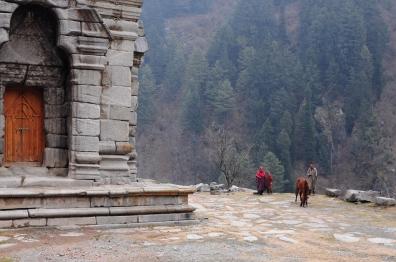 Naranag Temple