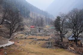 千年印度神廟遺址