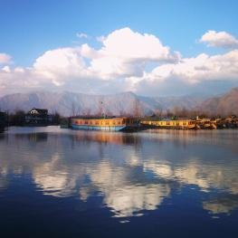 12月的達爾湖