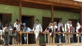 Naranag唯一的學校
