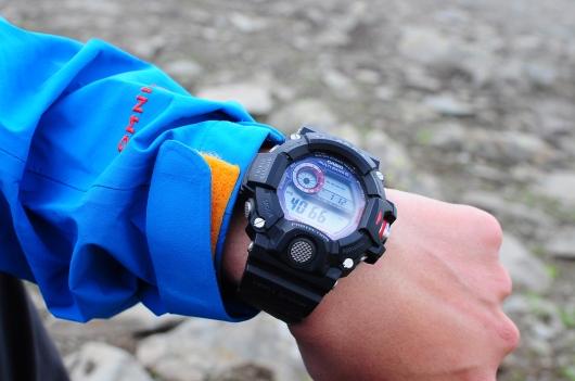 Zach Pass啞口海拔4066公尺,但每次都在50公尺上下的誤差
