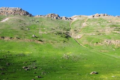2016 Kashmir Seven Great Lakes Trekking