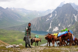 2016 Kashmir Seven Great Lakes Trekking