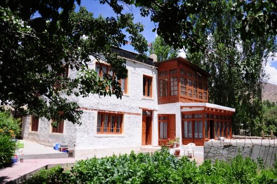 傳統拉達克建築