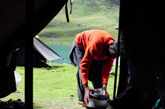 Linnie Traveler / 2016 Kashmir Seven Great Lakes Trekking