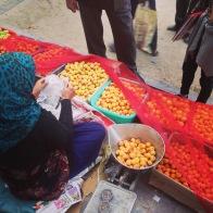 7-8月是杏桃產收季。