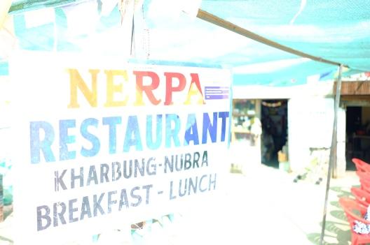 Linnie Traveler / Nubra Valley 2017
