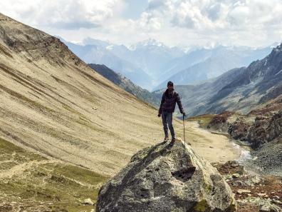 2017 Kashmir Seven Great Lakes Trekking