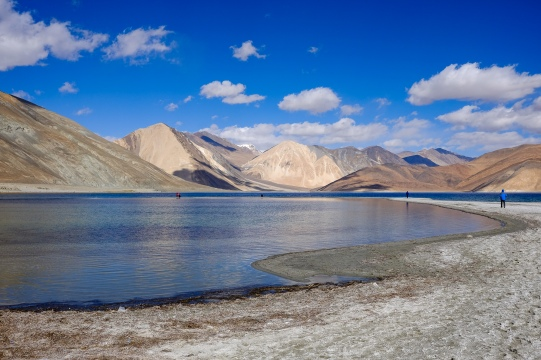 Linnie Traveler / Pangong Lake